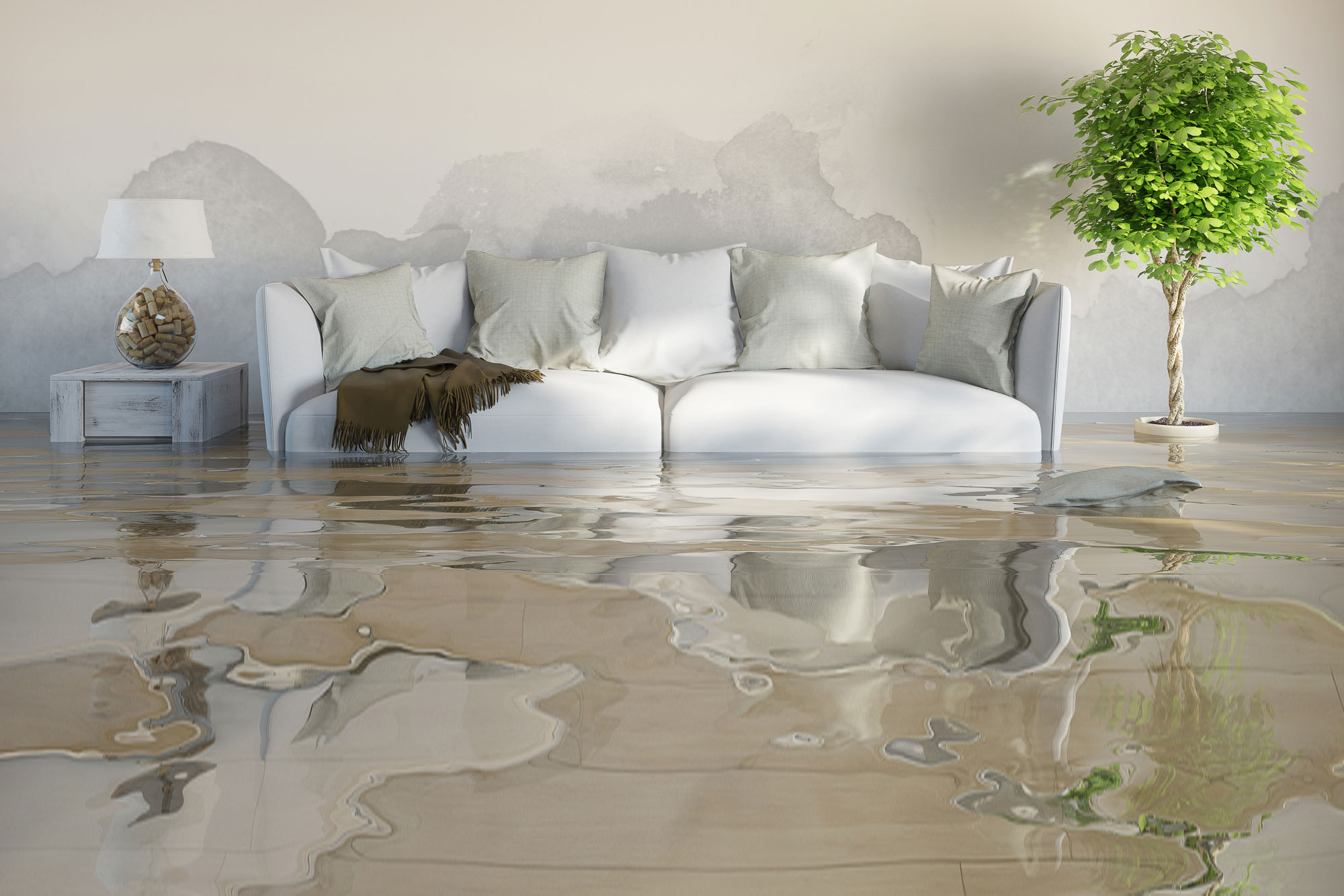 Water Damage Event – Do's and Dont's for the Home Owners